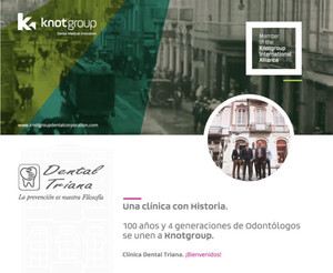 Dental Triana se une al Knotgroup